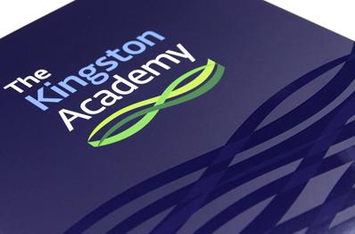 Bespoke school branding design and prospectuses