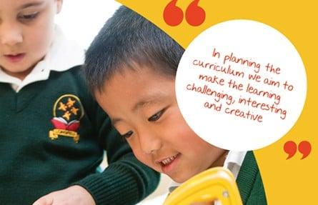 Longfield Primary School photography prospectus