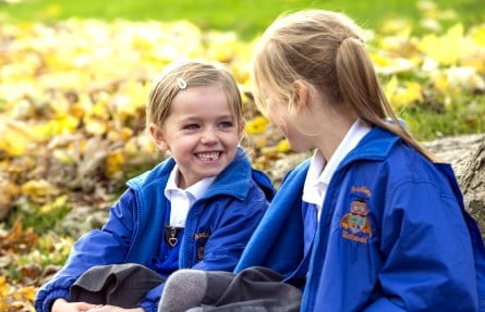Audley Primary School photography web design
