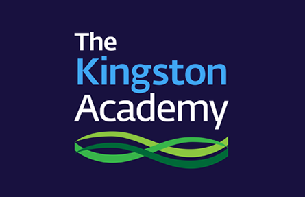 The Kingston Academy web design marketing branding
