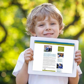 School Websites pupil interaction tools onesite