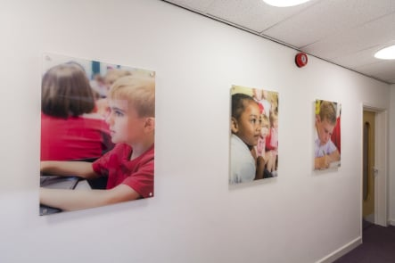 School Pupil photography for bespoke Wall Art