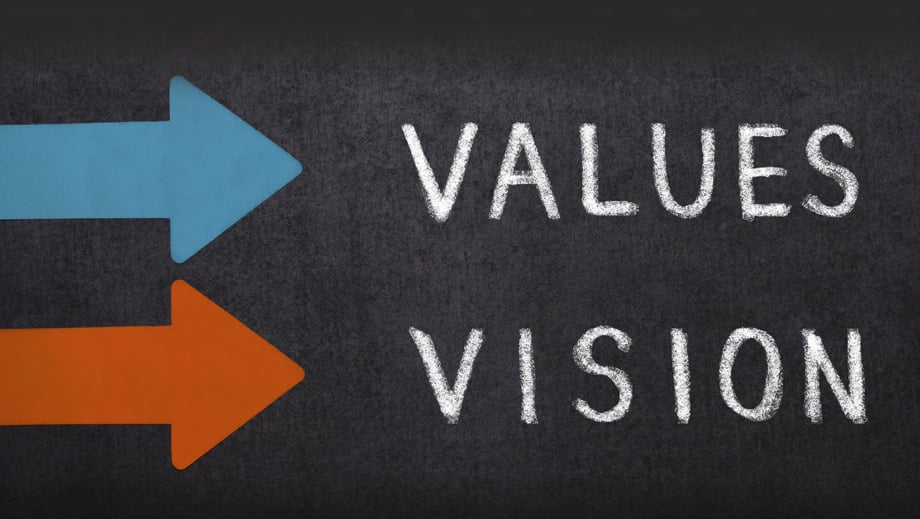 vison and values