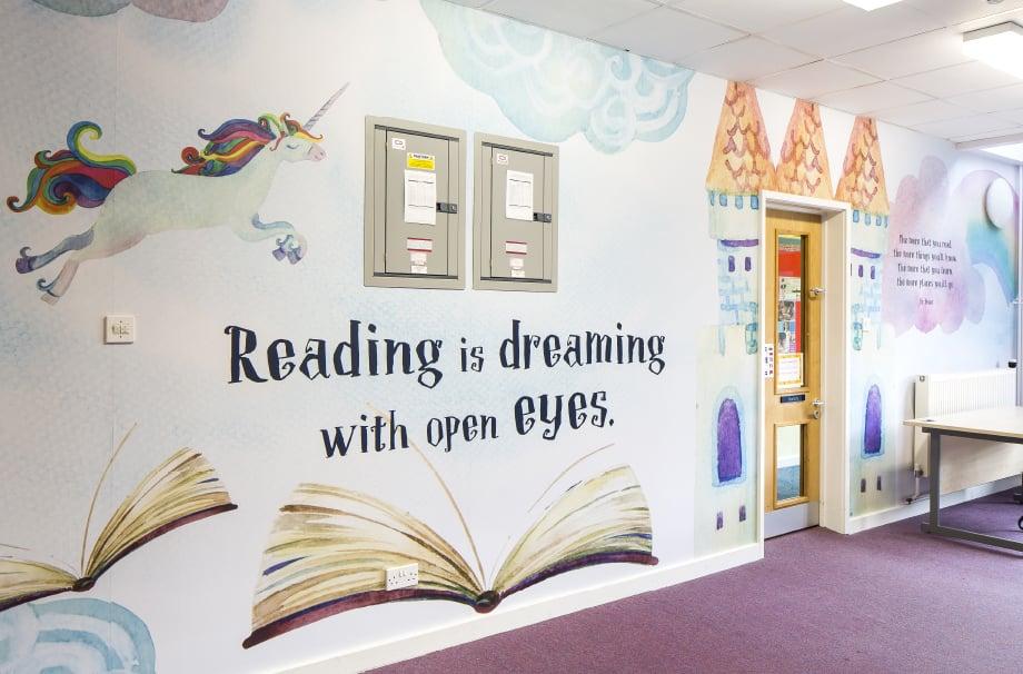 reading theme literacy themes