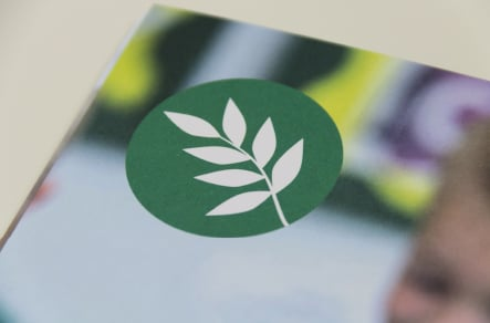 Bespoke branding for School folders and prospectuses