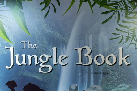 Jungle Book Wall Art