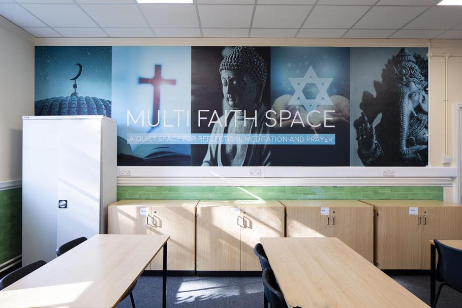 Multi Faith Wall Art